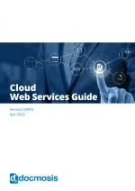 Cloud (DWS3) - Web Services Guide